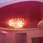 Многоуровневые натяжные потолки в Могилёве