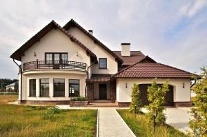 натяжные потолки в загородном доме (Могилёв и могилёвская область)