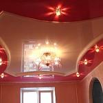 натяжные потолки в Могилёве - освещение