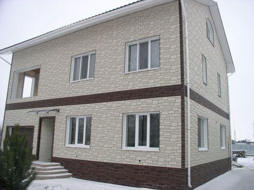 Обшивка домов сайдингом в Могилеве
